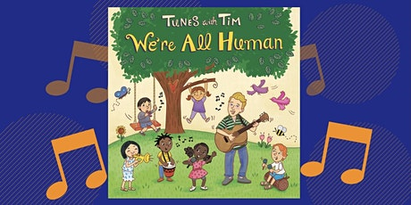 Tunes With Tim Album Release Concert: We're All Human tickets