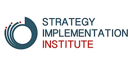 The Future of Strategy Implementation Conference tickets