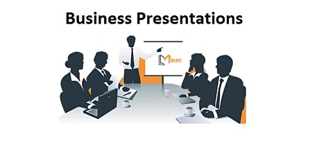 Business Presentation 1 Day Virtual Live Training in Reading tickets