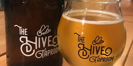 Sunday Slow Flow Yoga + a Pour at the Hive Taproom tickets