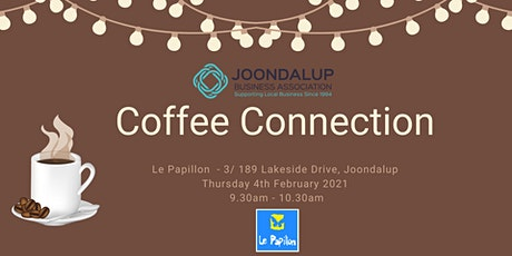 Coffee Connection - Le Papillon tickets