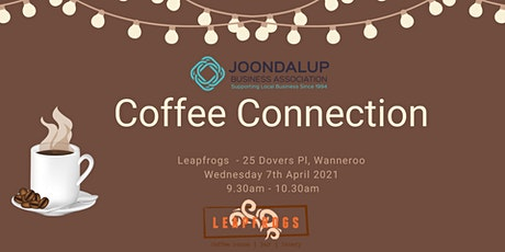 Coffee Connection - Networking Event - Leapfrogs tickets