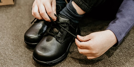 Shoe Lace Tying Workshops with The Athlete's Foot tickets