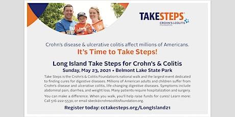 Long Island Take Steps Road Rally tickets