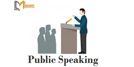 Public Speaking 1 Day Virtual Live Training in Auckland tickets