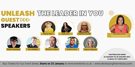 Unleash The Leader In You Masterclass Series tickets