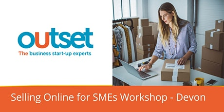 Selling online for SMEs Webinar tickets