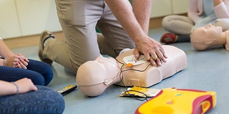 Emergency First Aid at Work - Training Course -  KETTERING tickets