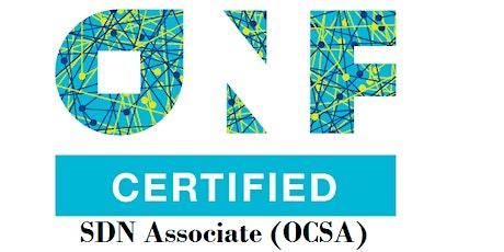 ONF-Certified SDN Associate (OCSA) 1Day Training in Dunedin tickets