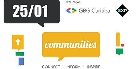 Communities #3 ingressos