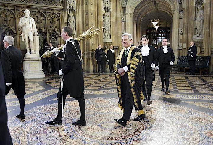 """Виртуальная экскурсия """"Все, что вы хотели знать о Британском парламенте"""". image"""