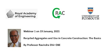 Recycled Aggregates and Use in Concrete Construction: The Basics tickets