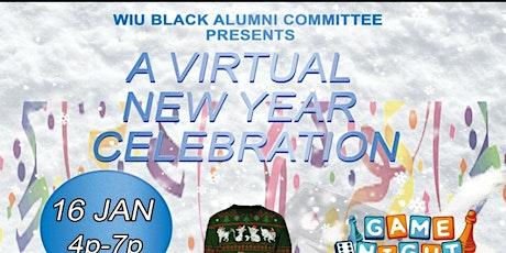 WIU Black Alumni New Year Celebration tickets