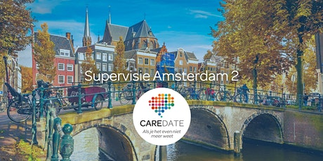 Supervisie Amsterdam 2 - bijeenkomst 3 tickets
