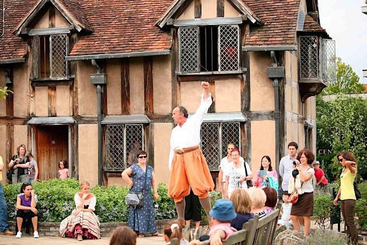 """Виртуальный тур """"Лондон и Англия Шекспира"""". image"""