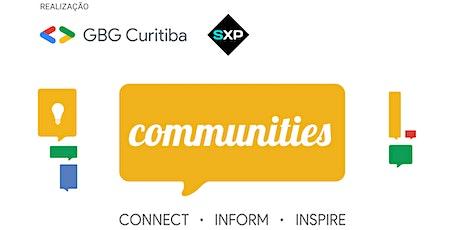 Communities #13 bilhetes