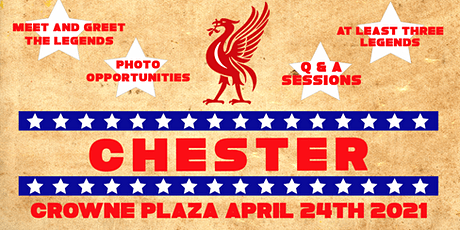 Liverpool Legends Tour - Chester tickets