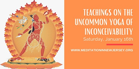 The Uncommon Yoga of Inconceivability Retreat tickets