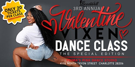 The Third Annual Valentine Vixen Dance Class tickets