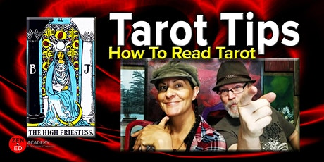 Understanding Tarot Cards (How To Read Tarot Cards) tickets