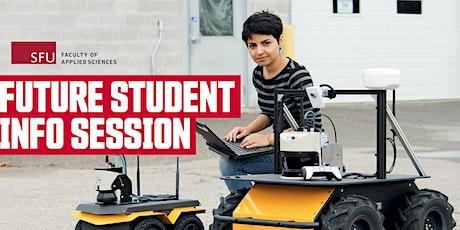 SFU Future Student Info Session - Software Systems Program tickets