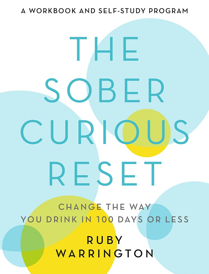 Sober Curious Reset Workshop with Ruby Warrington (Dry January Festival) image