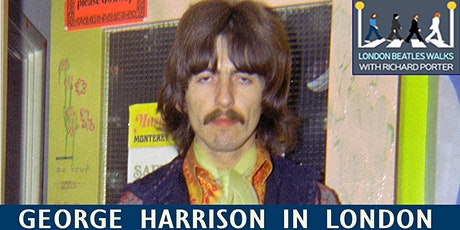 George Harrison in London tickets