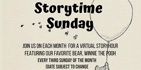 NYSoM StoryTime Sundays tickets