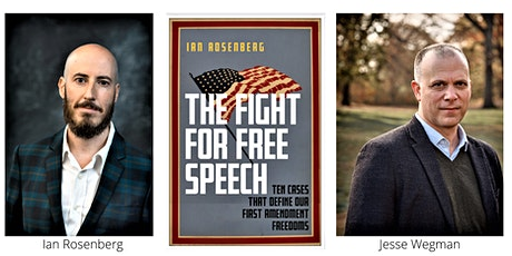 Book Launch: THE FIGHT FOR FREE SPEECH by Ian Rosenberg tickets