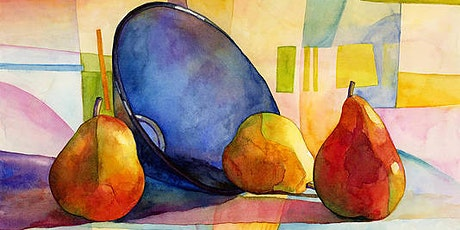 Watercolor Painting on Hot Press Paper with Carolyn DiFiori-Hopkins tickets