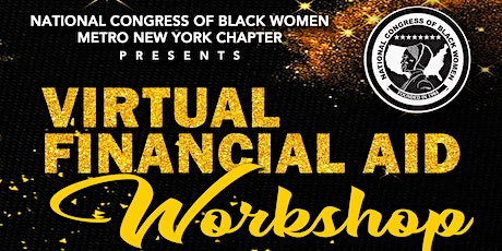 Virtual Financial Aid Workshop tickets