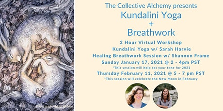 Kundalini Yoga + Breathwork Journey tickets