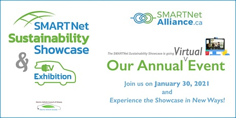 The SMARTNet Sustainability  Showcase - Virtual Edition tickets