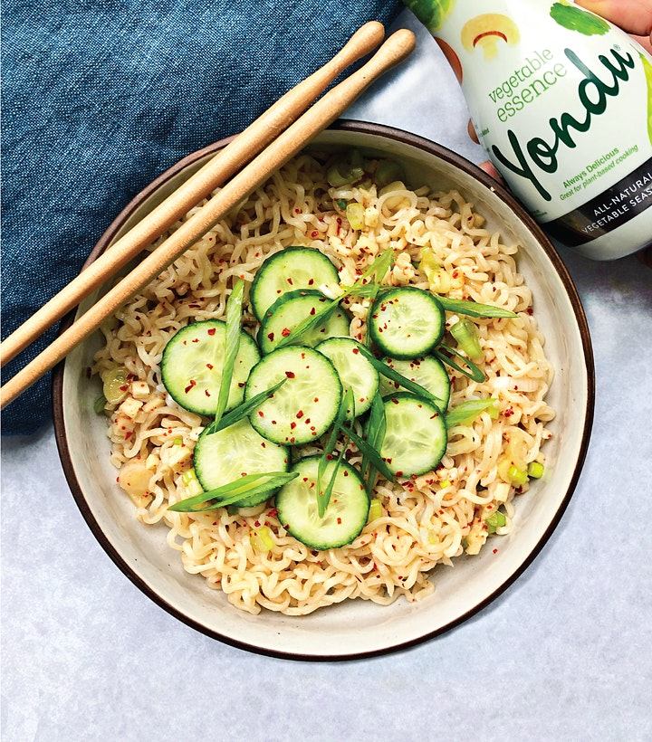 Easy & Healthy Weeknight Dinner Series - Cook-Along with Vegetable Umami! image
