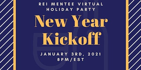 REI Mentor New Year Party tickets
