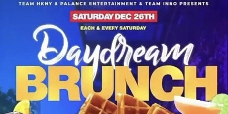 DAY DREAM BRUNCH HOSTED BY #TEAMINNO tickets