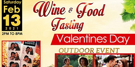 Valentines Wine & Food Tasting West Oaks tickets