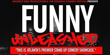 Funny Unleashed @ Suite Food Lounge tickets