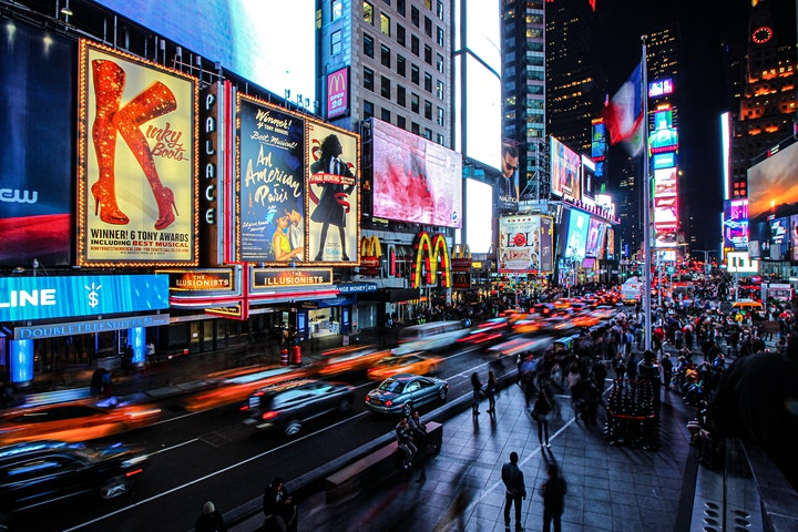 Broadway Alive@Ellen's Stardust Diner image