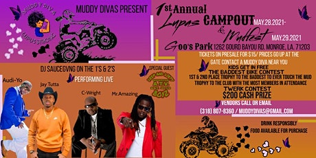 Muddy Divas Lupus Campout & Mudfest tickets