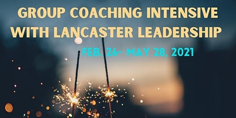 Group Coaching Intensive (Remote) tickets