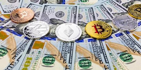 Atelier virtuel (gratuit) : comprendre le bitcoin et les cryptomonnaies tickets