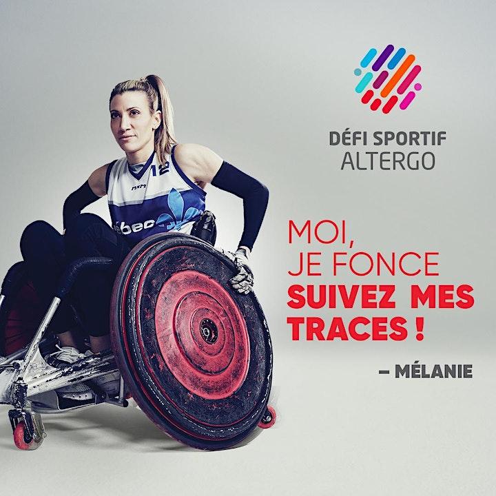Les Grandes conférences - Mélanie Labelle - Surmonter les défis image