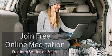 Learn to Meditate - Your Online Guided Meditation Session tickets