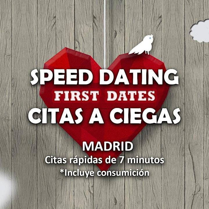 Imagen de LEER DETALLES  Citas rápidas a ciegas (SPEED DATING  MADRID)