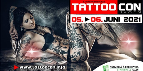 3. Internationale Summer Tattoo Convention Hagen Tickets