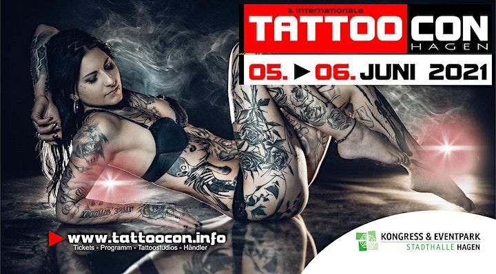 3. Internationale Summer Tattoo Convention Hagen: Bild