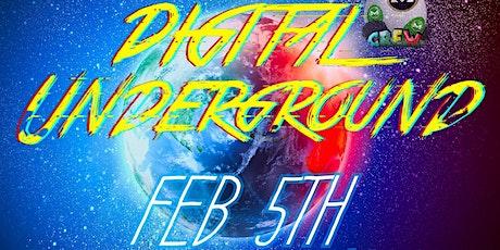 Digital Underground - tickets