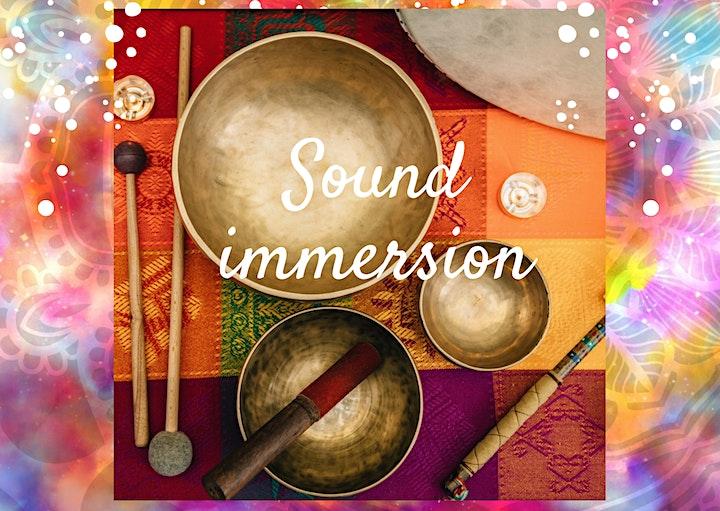 SOUND IMMERSION with Singing Bowls, Gong & Chime @ Jalan Besar Studio image