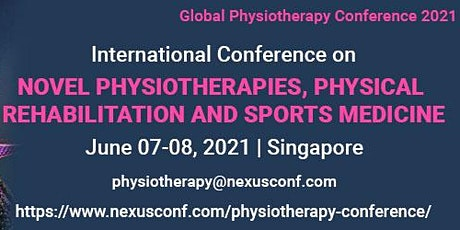 Novel Physiotherapies, Physical Rehabilitation and Sports Medicine tickets